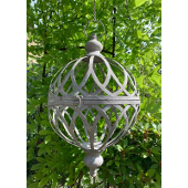 Orb Planter on Chain - Large