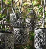 Lantern with Hook