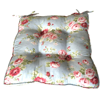 Vintage Floral Mattress Cushion