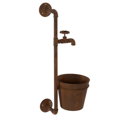 Tap Wall Planter