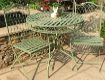 Heritage Green Bistro Set