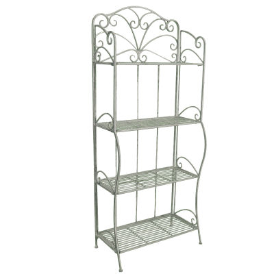 garden rack. Folding Garden Shelves Rack
