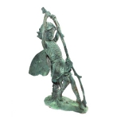 Cast Iron Woodland Fairy