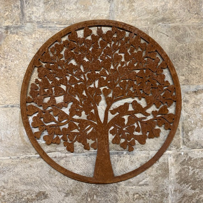 Tree Heart Wall Art
