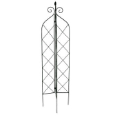 Folding Lattice Obelisk 6ft