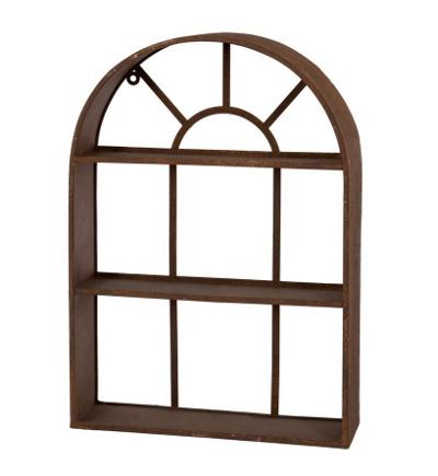 Arch Window Shelf