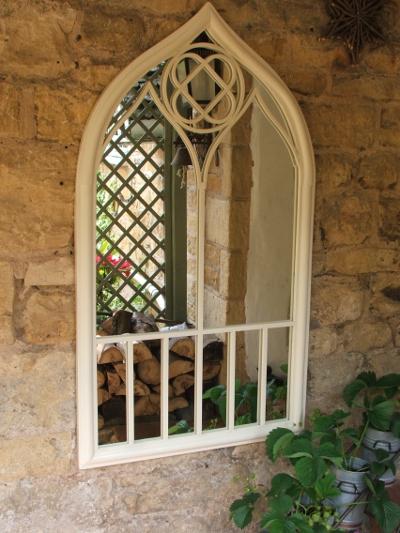 Eastern Garden Mirror